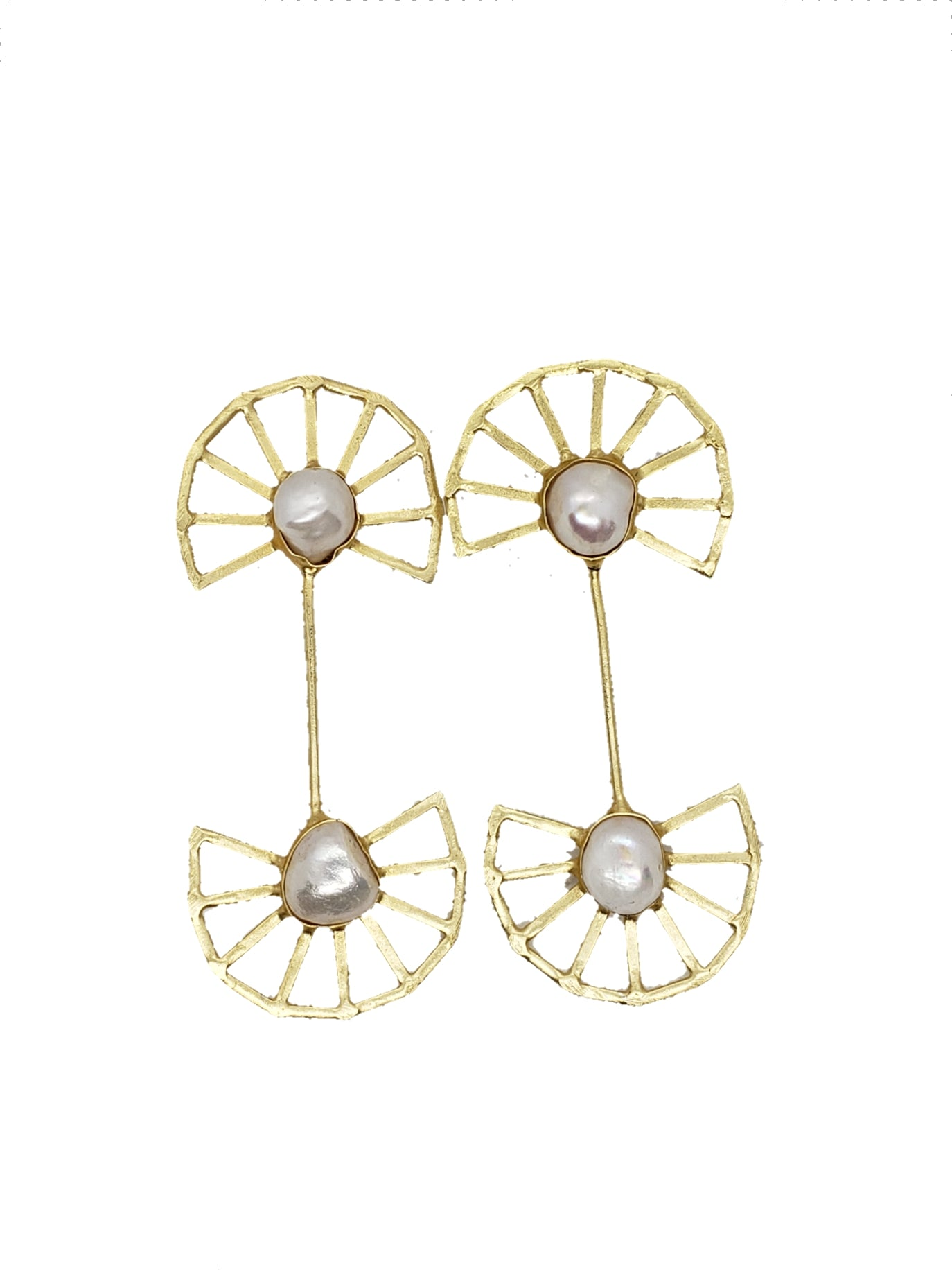 Semi Long Earrings - The Bauble Shop