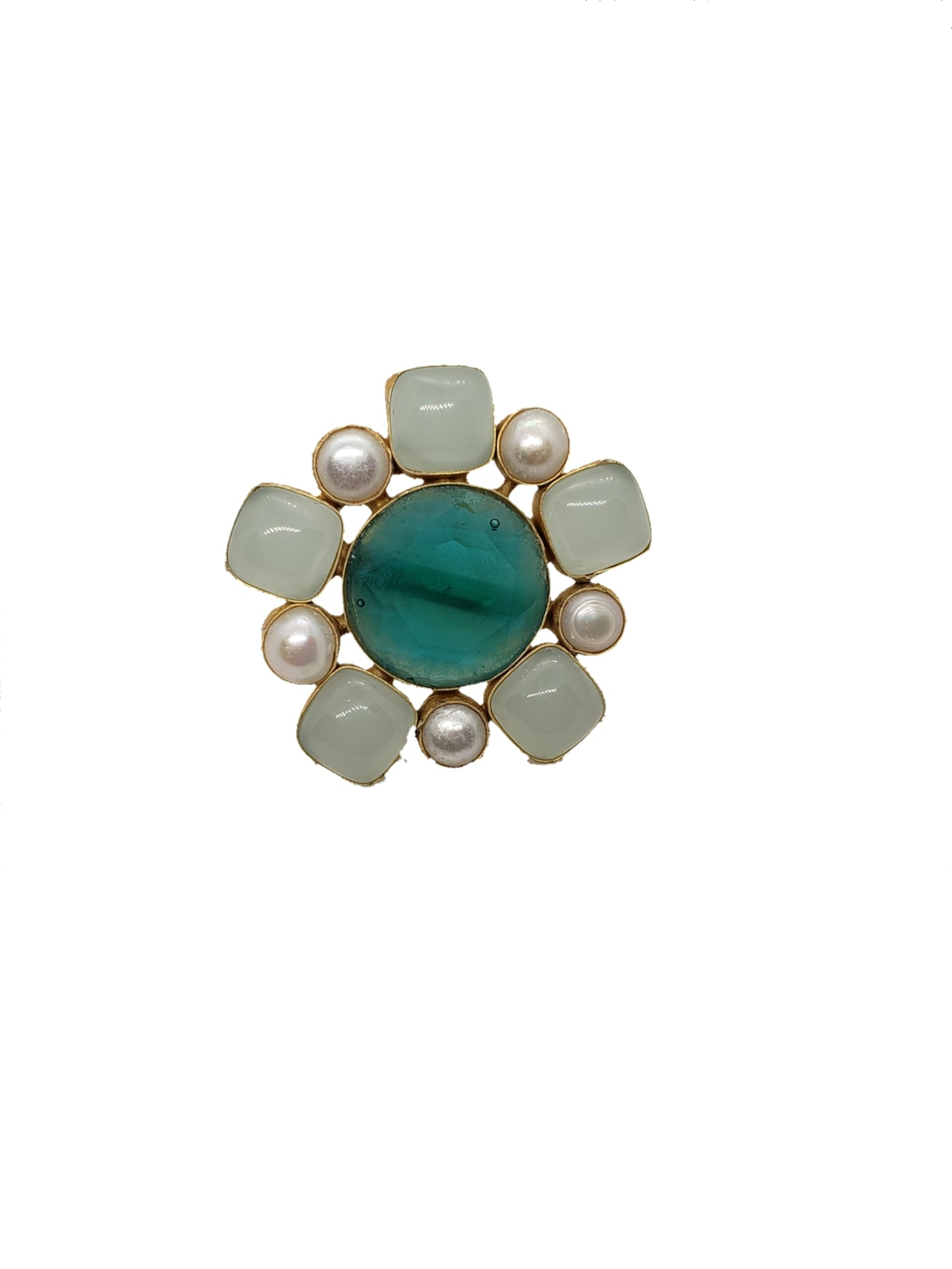 Chalcedony Ring - The Bauble Shop