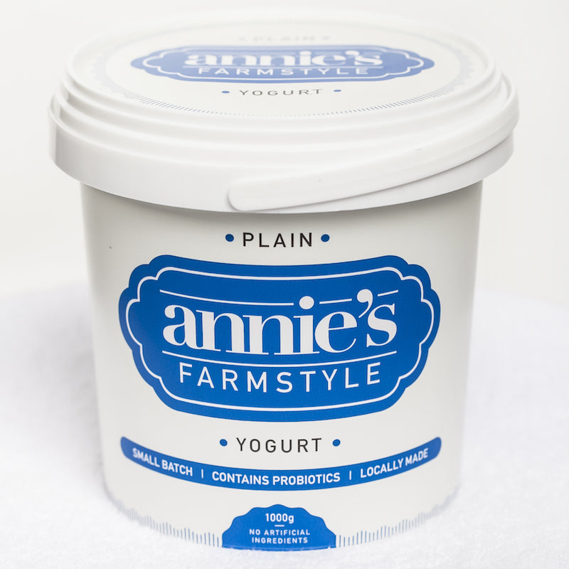 Annie's Farmstyle Yogurt- Plain