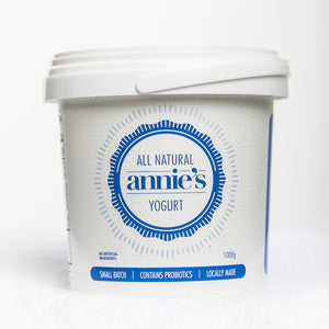 Load image into Gallery viewer, Annie's Greek Yogurt- Plain