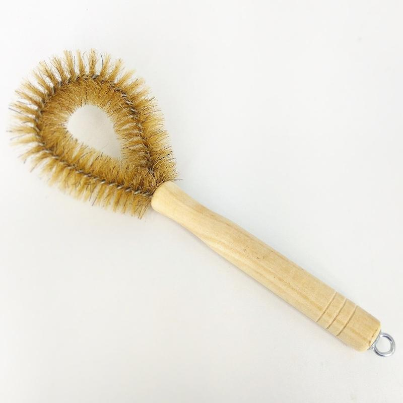 Eco dish brush