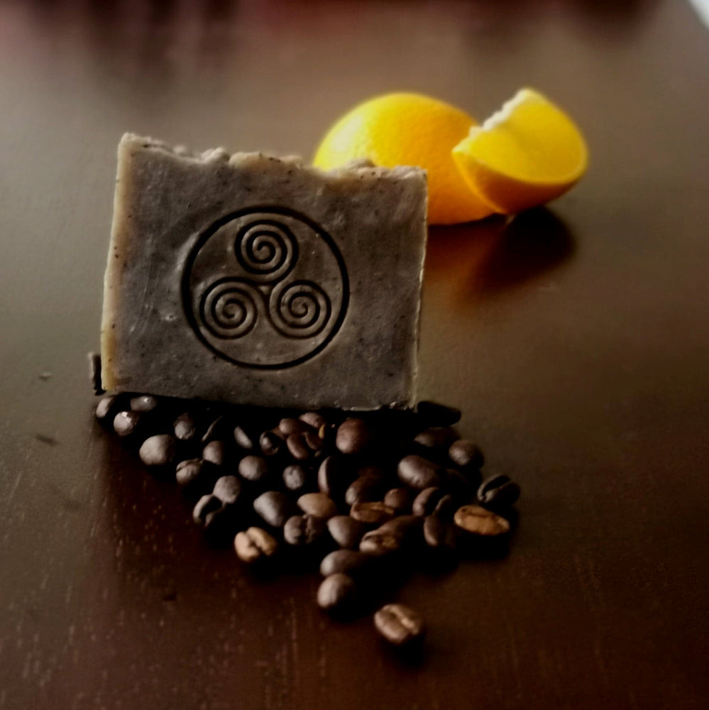 Load image into Gallery viewer, Myanmar Coffee Body Soap