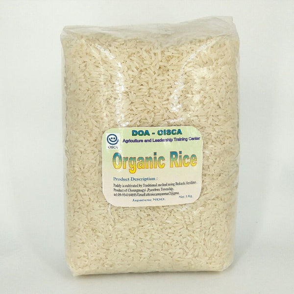 OISCA Organic Brown Rice