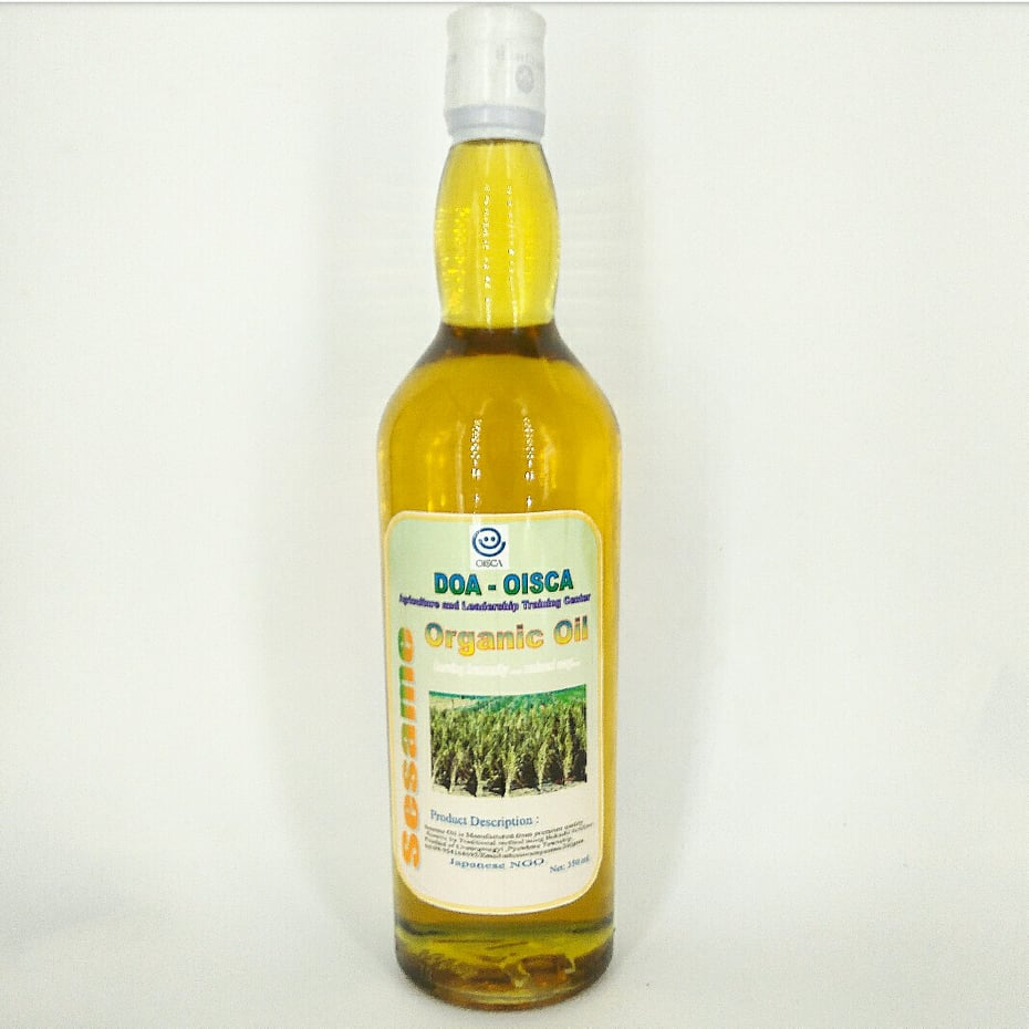 Load image into Gallery viewer, OISCA Organic Sesame Oil