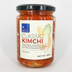 Load image into Gallery viewer, over the delta homemade kimchi yangon