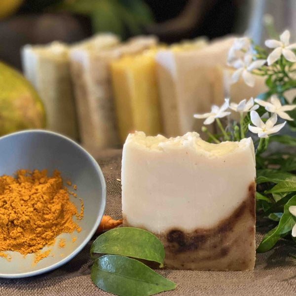 Tumeric and Ylang Ylang Body Bar