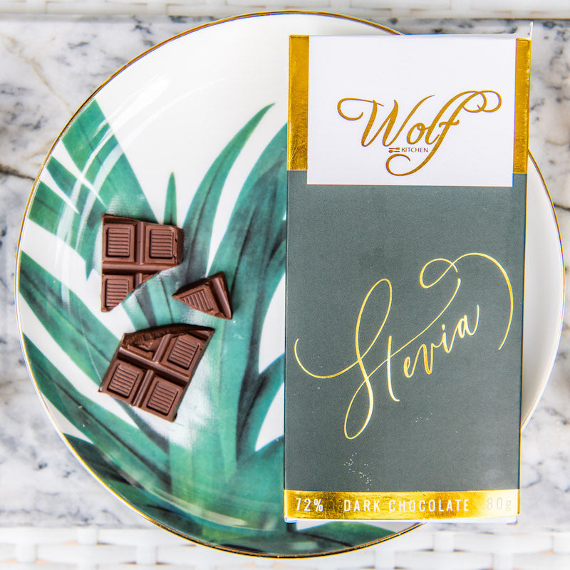chocolate vegan sugar-free yangon wolf kitchen stevia