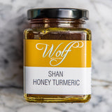 shan turmeric honey wolf kitchen yangon