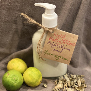 Load image into Gallery viewer, Kaffir Lime and Lemongrass Light Body Lotion
