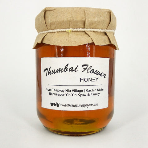 Thumbai honey three mama projects myanmar
