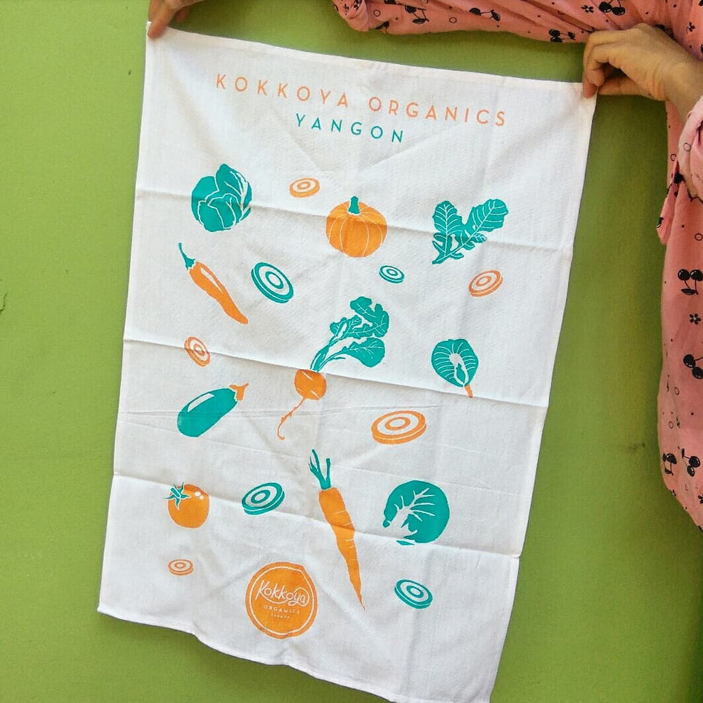 Kokkoya Tea Towel