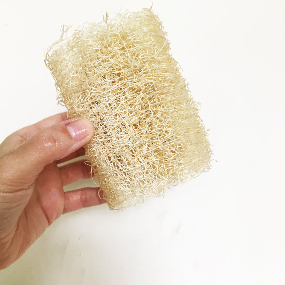 Load image into Gallery viewer, Loofah natural sponge