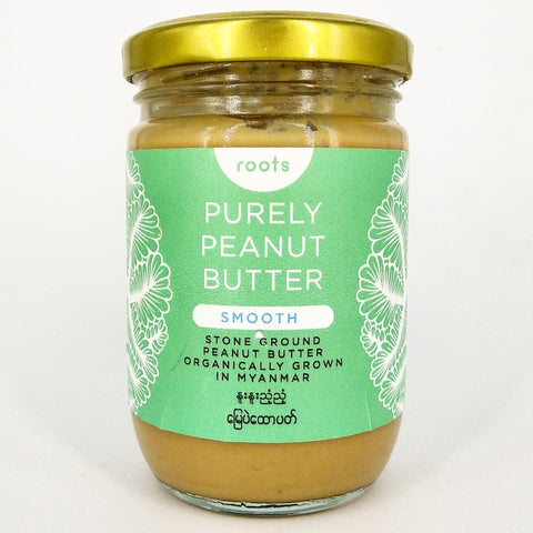 roots peanut butter