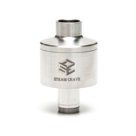 Aromamizer RDTA 6ml Top Cap, rebuildable dripping tank atomizer, top cap, upgrade