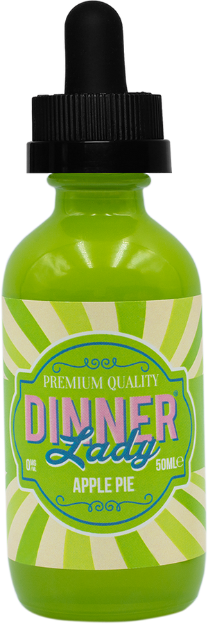 DINNER LADY Desserts Range 120ml