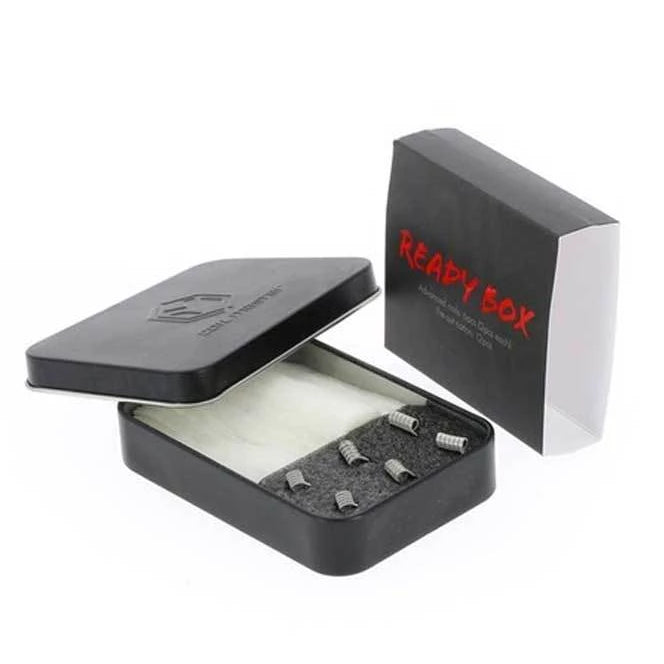 COIL MASTER Ready Box Pre-Made Coil Kit