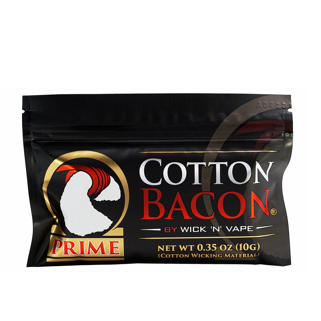 WICK 'N' VAPE Cotton Bacon Prime vata 10g