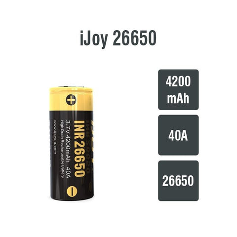 IJoy - INR26650 - 40A