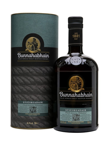 Bunnahabhain Stiuireadair  islay single malt scotch whisky