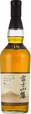 Fuji Gotemba Whisky Single Malt 18 ans