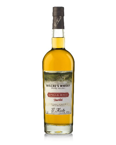 Welche's Whisky Tourbé Alsacien Single Malt 70cl
