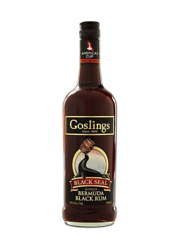 Rhum Goslings Bermuda BLACK SEAL