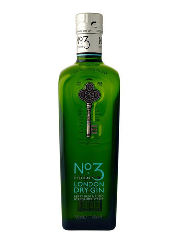 Number 3 Berry Bros London Dry Gin