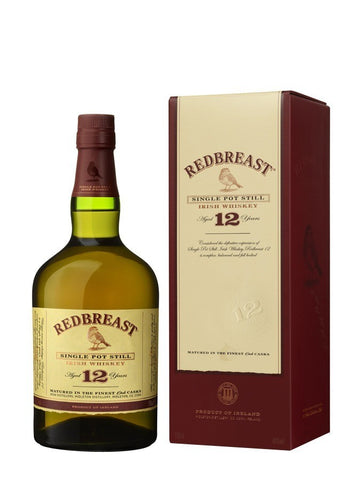Redbreast 12 ans Single Pot Still Irish Whiskey