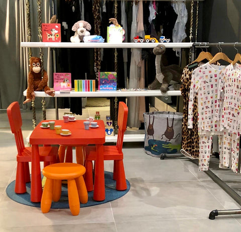 Kids Playground Area at Capo Couture