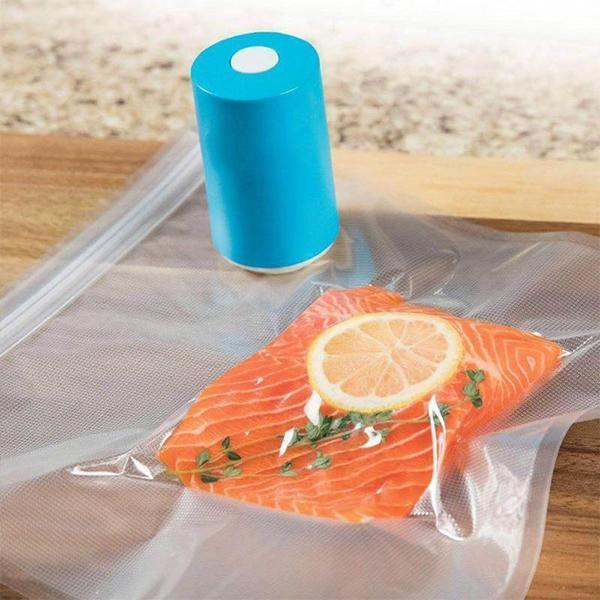 Travel portable food preservation sealing machine