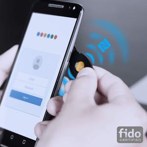 ePass FIDO2 USB-A + NFC Security Key | K9