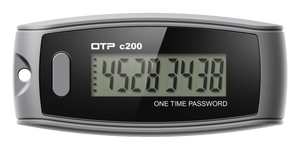 Feitian OTP c200 OATH Time-Based 2FA Token (8 Digit) (30 Second Interval) (Casing: H27)