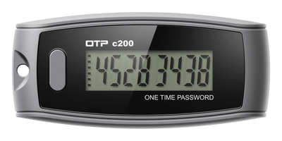 Feitian OTP c200 OATH Time-Based 2FA Token (8 Digit) (60 Second Interval) (Casing: H27)