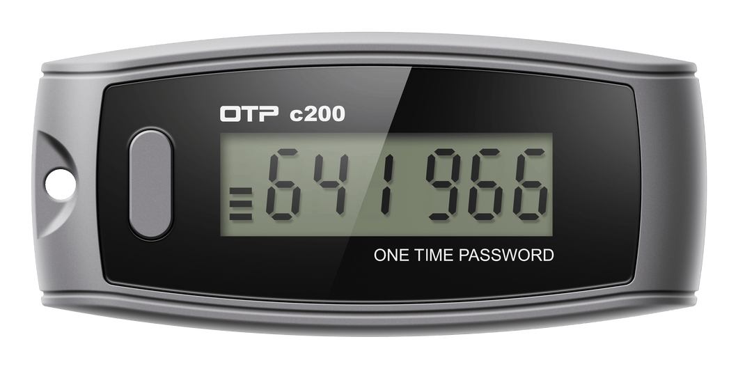 Feitian OTP c200 OATH Time-Based 2FA Token (6 Digit) (30 Second Interval) (Casing: H27)