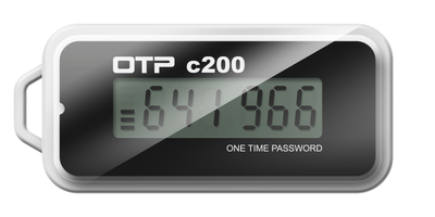 Feitian OTP c200 OATH Time-Based 2FA Token (6 Digit) (60 Second Interval) (Casing: I30)