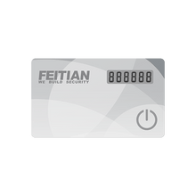 Load image into Gallery viewer, FEITIAN MiniVC-200E OTP Time-Based 2FA Display Card Token - FEITIAN Technologies US
