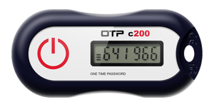 FEITIAN OTP c200 OATH Time-Based 2FA Token (8 Digit) (60 Second Interval) (Casing: H41) - FEITIAN Technologies US