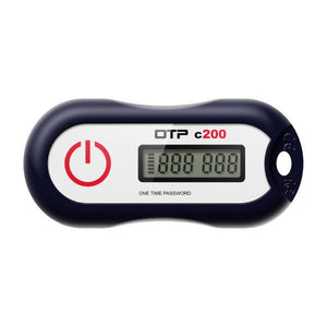 Feitian OTP c200 OATH Time-Based 2FA Token (8 Digit) (30 Second Interval) (Casing: H41)