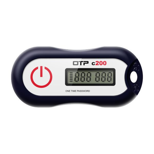 FEITIAN OTP c200 OATH Time-Based 2FA Token (6 Digit) (60 Second Interval) (Casing: H41) - FEITIAN Technologies US