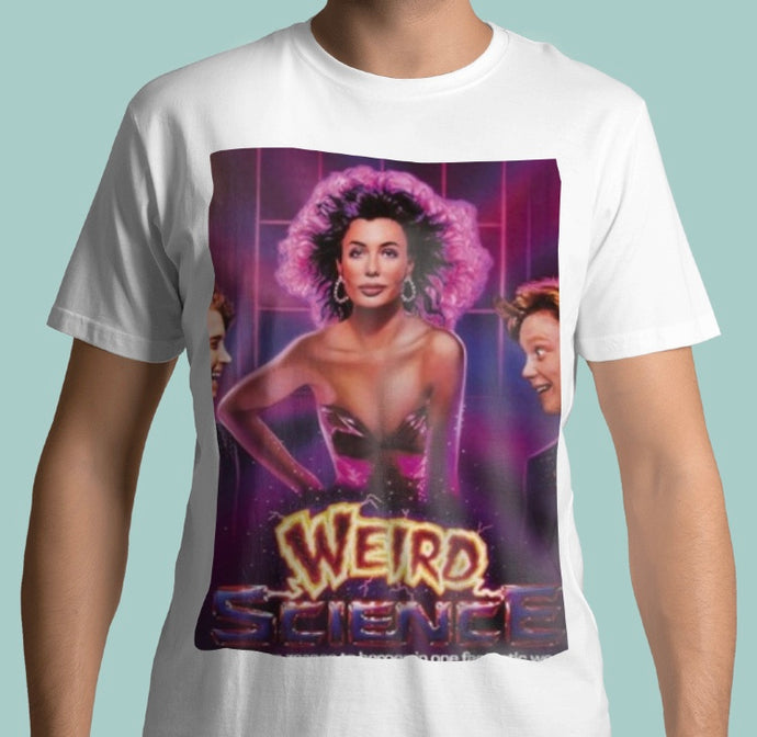 Weird Science Retro movie tee