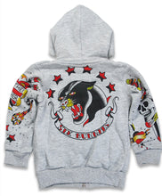 Load image into Gallery viewer, Sixbunnies baby and kids OLD SCHOOL hoodie
