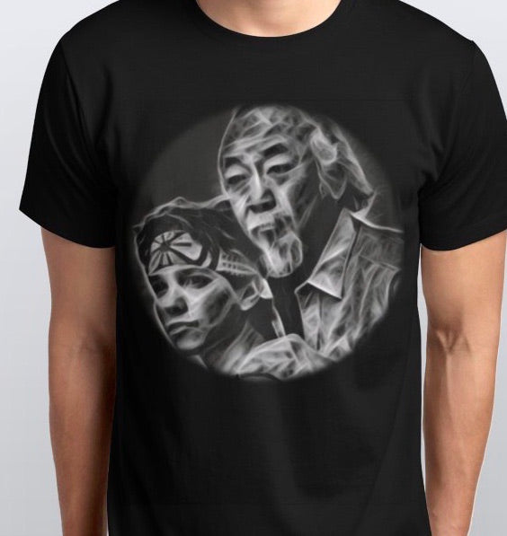 Karate kid tshirt
