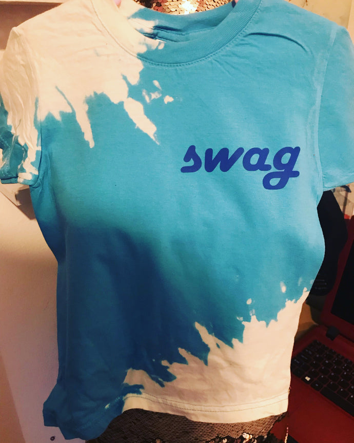 Official SWAG Bleach burst kids tee all colours