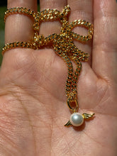 Load image into Gallery viewer, THE PEARLY ANGEL CHAIN GOLD