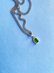 GREEN GEM CHAIN