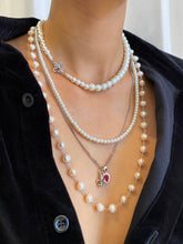 Load image into Gallery viewer, THE FRESHWATER PEARL ROSARY