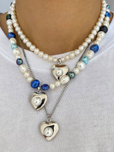 Load image into Gallery viewer, VENUS BLUE FRESHWATER PEARL CHOKER