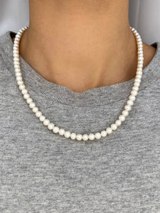 THE ERRDAY FRESHWATER PEARL NECKLACE
