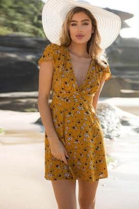 Sun Wrap Beach Dress