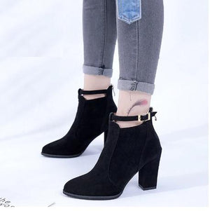 Jessie Ankle Boots